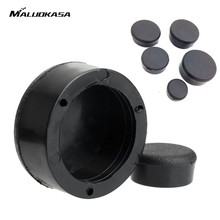 MALUOKASA Motorcycle Rubber Frame Plugs Set For Suzuki GSX 1300R Hayabusa 1999 2000 2001 2002 2003 2004 2005 2006 2007 2008 2009