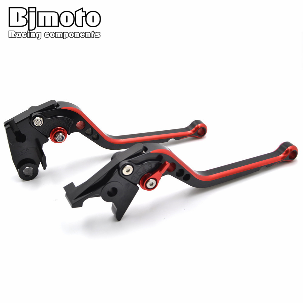 LS-011-F99/H11  Dual Colors Adjustable Aluminum Motorbike Brakes Clutch CNC Levers For Ducati 899 Panigale Diavel/Carbon/XDiavel<br>
