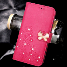 Cover Huawei Honor 8 Pro Case Luxury Glitter Diamond Leather Flip Cover Case For Huawei Honor V9 Cell Phone Back Case Wallet Bag