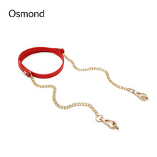 Osmond Bag Straps Purse Replacement Shoulder Straps DIY Replacement Bag Accessories Belt Handbag Strap DIY Bag Chain(China)