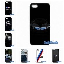 For Apple iPhone 4 4S 5 5C SE 6 6S 7 Plus 4.7 5.5 iPod Touch 4 5 6 BMW M3 M5 Logo Case Cover(China)