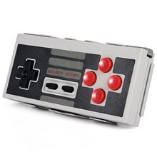 1pcs/8Bitdo Bluetooth Wireless Classic NES Controller for iOS and Android Gamepad - PC Mac Linux