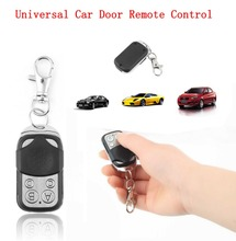 2017 New Moto Car Auto Electric Cloning Gate Garage Door Remote Control Duplicator 433MHZ frequency Face to Face Copy Key Fob