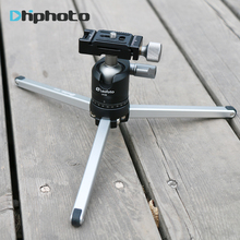 Ulanzi MT-01 Tabletop Travel Mini Tripod with Ball Head for Canon Nikon Sony A7S Camera Camcorder Smartphone(China)