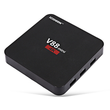 Original SCISHION V88 Mini TV Box RK3229 4 Core Android 6.0 1GB + 8GB Set Top Box Support KODI 3D Movie HD True 4K Media Player