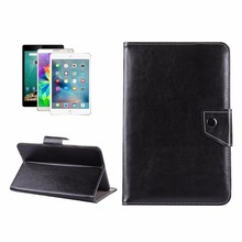 9 inch Tablets Leather Case Crazy Horse Texture Case with Holder for ONDA V891w/ Ramos i9s Pro & Win8/ Colorfly i898W & i898A