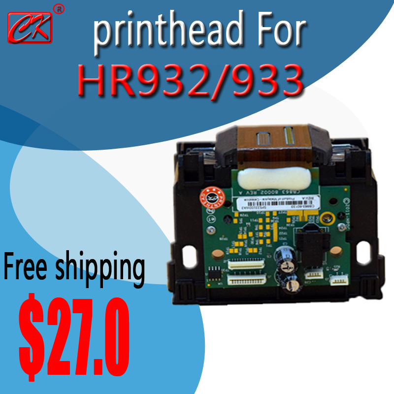 Compatible  HP932 Printhead Print head for HP6100 / 6600 / 6700 Never used<br><br>Aliexpress