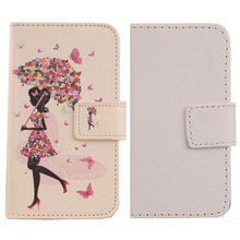 AIYINGE Flip PU Leather Case Wallet Design Cell Phone Cover For MTC Smart Sprint 4G 4.5''(China)