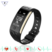 Buy Smarwear S2 Smart bracelet heart rate monitor smartband Fitness Tracker activity tracker fitness bracelet PK mi band 2 for $24.63 in AliExpress store