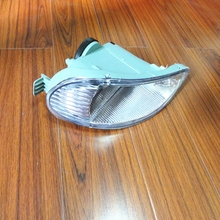 1Pcs Left Side Oem Replacement Front Bumper Fog Light Driving Lamp Without Bulbs For Toyota Camry 2002-2004(China)