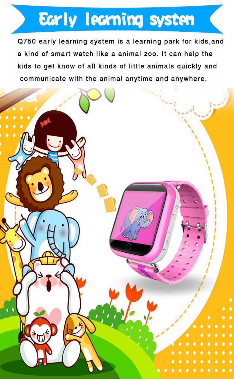 smart baby watch smartwatch smartwach Q100 (8)