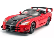 1:24 Bburago DODGE Viper SRT 10 ACR Diecast Model Toy Car New in Box