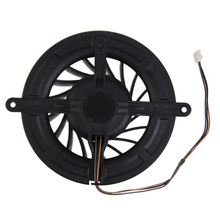 Replacement 17 Blades Internal Cooler Cooling Fan for Playstation 3 Slim PS3 Video Game Cooling Fan Black(China)