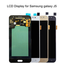 For SAMSUNG GALAXY J5 2015 j500 J500FN J500F J500G Display Touch Screen Digitizer Assembly Replacement For SAMSUNG J5 display(China)
