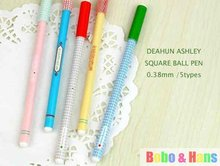 New cute Cartoon rainbow styles ball pen / Fashion Style /Promotion Gift/Wholesale(China)
