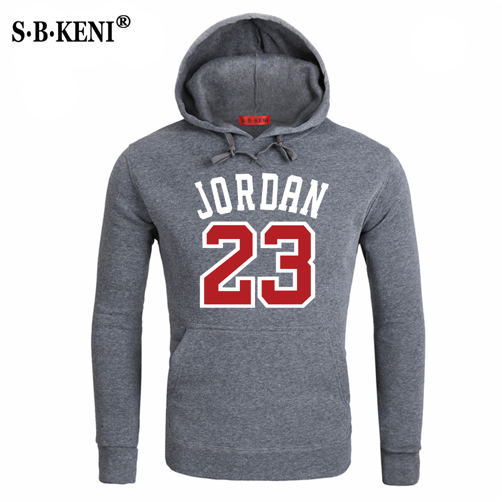 Fleece Jordan Hoodies Men 23 Printed Mens Hooded Sweatshirts
