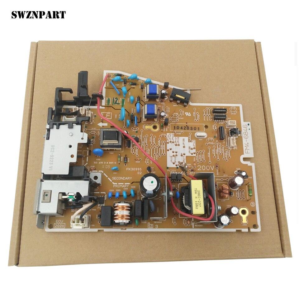 Printer power board for Canon LBP 6000 6010 6018 6100 6108 LBP6000 LBP6010 LBP6018 LBP6100 110V OR 220V FM4-6846<br>