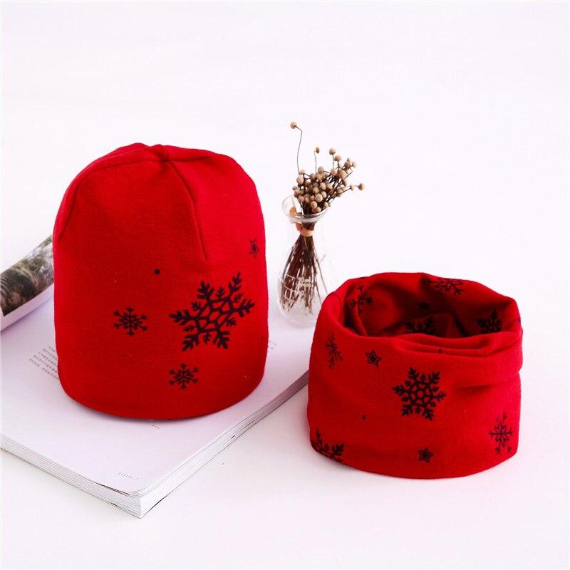 snow red set