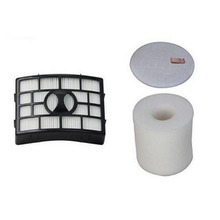 NTNT Shark NV650 HEPA Foam Felt Filter Set Fits For Rotator Lift-Away NV650 NV652  Vacuums Part # XFF650 & XHF650