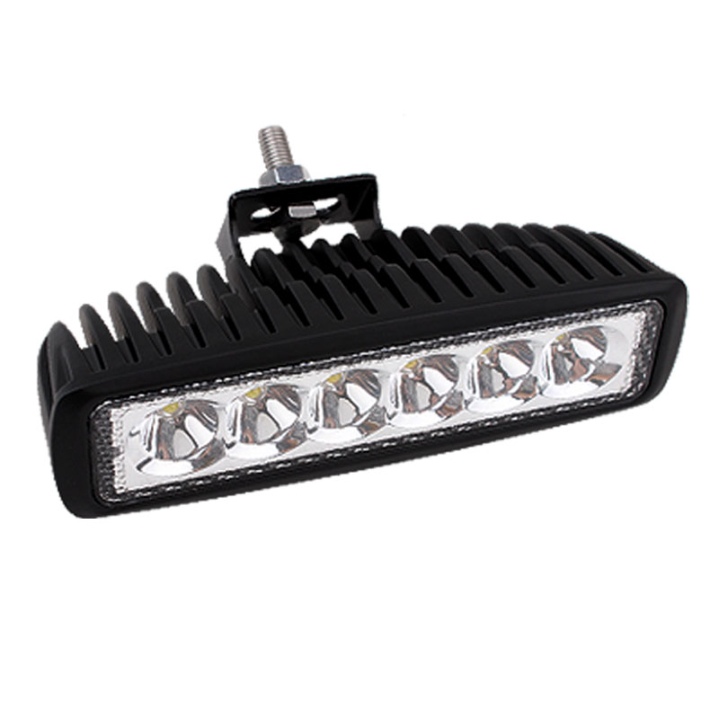 18W LED Work Light Spot / Flood Tractor 4x4 Motorcycle Offroad Fog light ATV LED Work Light External Light Save on 27w 20w<br>
