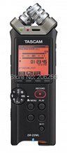 Tascam DR-22WL Portable Handheld Recorder with Wi-Fi - Bundled Portable Recorder