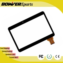 "A+ 10.1"" inch touch for teXet TM-1046 Texet X-Pad navi 10 3g Tablet touch screen Touch panel Digitizer Glass Sensor Replacement(China)"