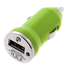 1PCS USB Car Charger Adapter for Apple iPhone iPod Nano Mini MP4 MP3 PDA Wonderful4.3/20%