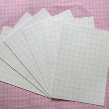 5 Sheets New Inkjet Heat Iron On Transfer Paper A4 Size For Light Color Fabrics T-shirt