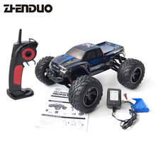 Buy ZhenDuoToys New Arrival 9115 RC Car 2.4G 1:12 1/12 Scale Car Supersonic Monster Truck Off-Road Vehicle Buggy Electronic Toy for $75.74 in AliExpress store