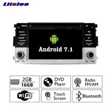 Liislee Android 7.1 2G RAM For Daihatsu Be go 2006~2016 Car Radio Audio Video Multimedia DVD Player WIFI DVR GPS Navi Navigation(China)