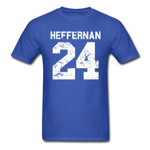 Heffernan 24 K T Shirt men The King of Queens Doug IPS Coopers Ale House casual 100% cotton tee USA size S-3XL