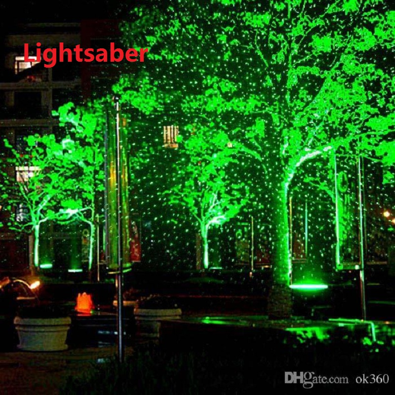 Outdoor LED stage laser Light Park Road Spotlight Waterproof Xmas laser Garden Lights Firefly Landscape Light Projector<br>