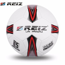 REIZ Adult Children Training Competition Soccer Football Ball Professional Official Size 5 Outdoor Sport Equipment Net Needle(China)