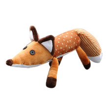 The Little Prince Fox Plush Dolls 45cm le Petit Prince stuffed animal plush education toys for baby kids Birthday/Xmas Gift