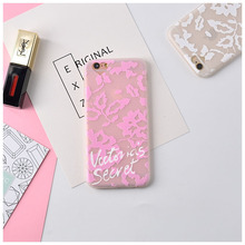 Fashion Trend Brand Soft TPU Case iphone 6 6s 6plus 7 7plus Scrub Silicone Back Cover iphone 8 8Plus phone case Capa