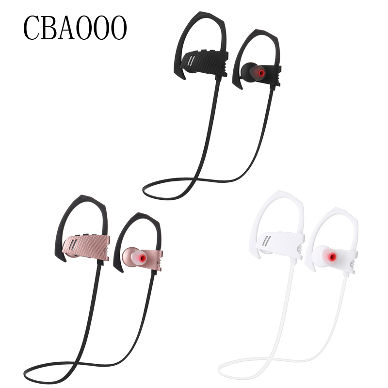 Q9 sports wireless bluetooth 4.1 headphones stereo earphones sweatproof headset AptX HIFI with Mic calls mp3 music earbuds<br><br>Aliexpress