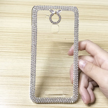 Buy Luxury Shiny Bling Glitter Diamond Phone Cases Capa Asus Zenfone 3 Max ZC520TL Coque Fundas Hard Plastic Clear Fashion Cover for $4.07 in AliExpress store