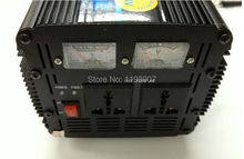 12V To 220V 3000W DC/AC home Power Inverter UPS Charging Solar/Wind Energy System