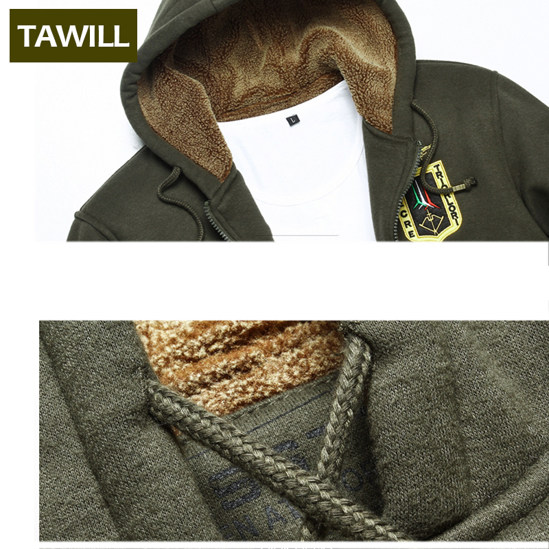 TAWILL 2017 New military air force one army Fall Winter Fleece Men's Hoodies Printed Pullover Sweatshirt Men Fashion Clothing 17