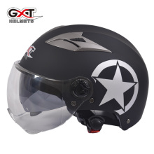 Genuine GXT Summer Helmet Men Women Motorcycle Motorbike Riding Helmets Double Lens Visors Scooter Motos Casco Capacete