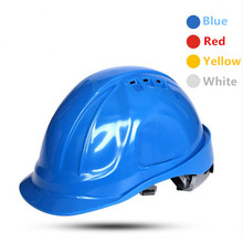 Self defense Safety Helmet Construction Site  ABS Material Outdoor Safety Labor Cap Protective Security Working Hard Hat