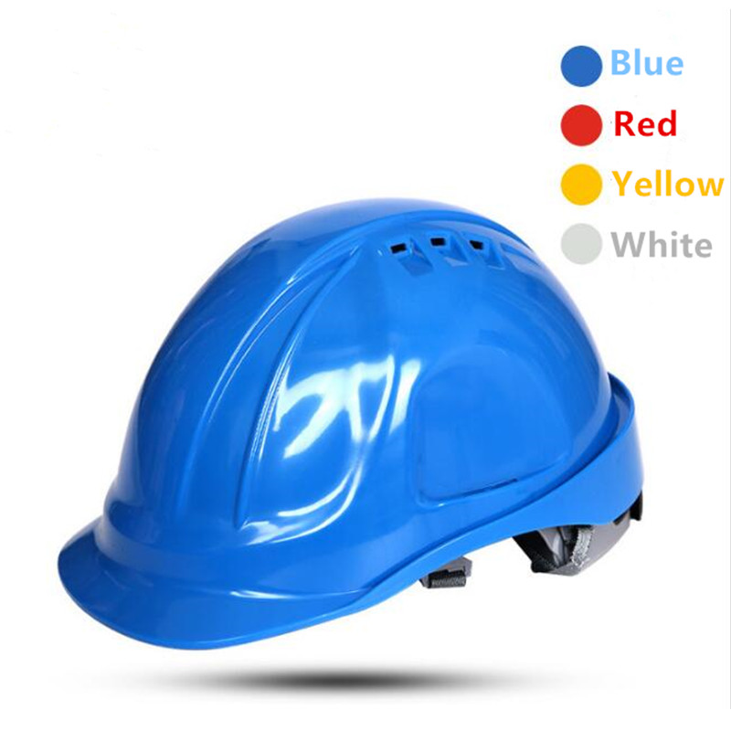 Self defense Safety Helmet Construction Site  ABS Material Outdoor Safety Labor Cap Protective Security Working Hard Hat <br>