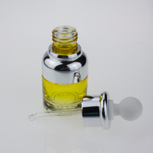 hot sale 100pcs glass empty 20ml dropper for essential oils,glass 20ml dropper perfume bottle , yellow 20ml dropper glass bottle