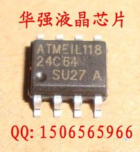 20pcs    AT24C64   24C64  sop-8