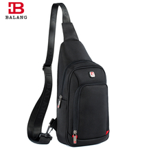 BaLang 2017 New Chest Bag for Men Crossbody Men's Casual Messenger Bag Sling Male Shoulder Waist Bag Handbag Large Capacity(China)