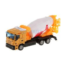 1:64 Diecast Cement Mixer Truck Model Vehicle Car Toys