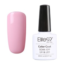 Elite99 Pink Nails UV LED Gel Polish Gorgeous Pink Series Nail Polish Gel Varnish Semi Pernament Polish Gel Lacquer 10ML/PC