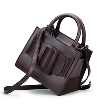 Buy Fashion Women Handbags 2018 Genuine Leather Shoulder bags Luxury Designer Ladies Crossbody bag Casual Totes Bolsas Feminina for $56.16 in AliExpress store