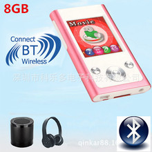 8GB Mini bluetooth MP3 Sport MP3 player 1.8inch screen FM Radio record ebook video BT portable MP3 media music player