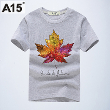 Buy A15 T Shirt Boys Summer 2018 Brand Short Sleeve Clothes T-shirt Girl Kids Clothing Children Designer Cotton Top Tee Size 8 10 12 for $4.51 in AliExpress store